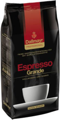dallmayr espresso grande 1kg ganze bohnen kaufen auf kaffee24. Black Bedroom Furniture Sets. Home Design Ideas