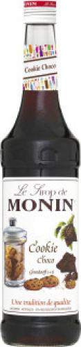 Monin Sirup Cookie Choco, 700ml Flasche