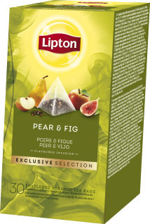 Lipton Tee Birne & Feige Exclusive Selection, 30 Beutel