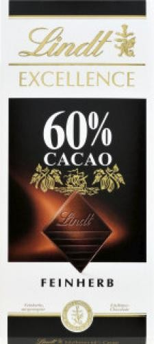 Lindt Excellence 60% 100g
