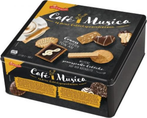 Griesson Cafe' Musica 1000g