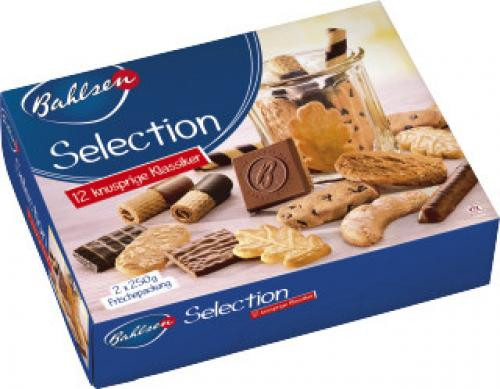 Bahlsen Selection 500g Bs