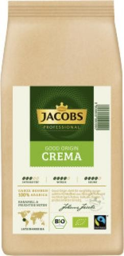 Jacobs Bio Good Origin Cafe Crema 1kg