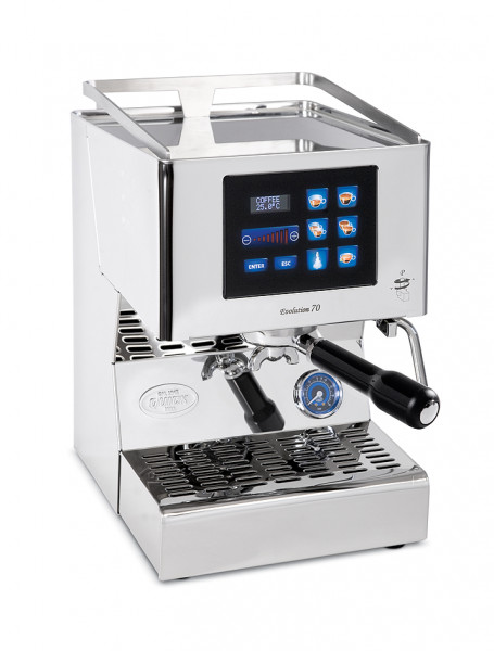 Quick Mill Evolutione 70 - 03240 - Espressomaschine Doppelthermoblock