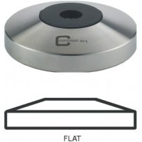 concept-art Tamper Base Flat D58mm