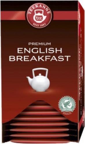 Teekanne Premium English Breakfast 20x1,75g