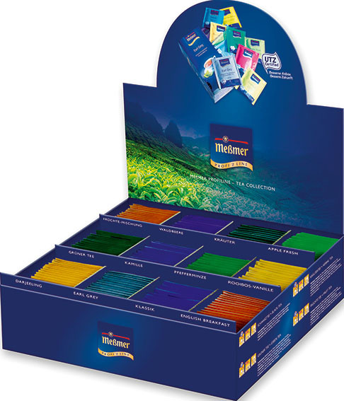Meßmer Tea Collection Box 180 Beutel