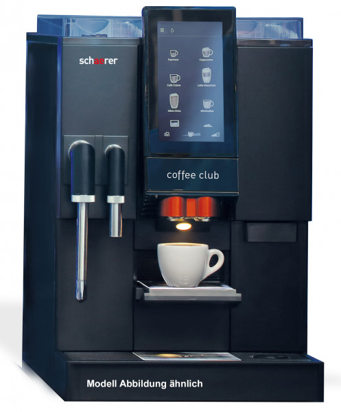Schaerer Coffee Club Kaffeevollautomat