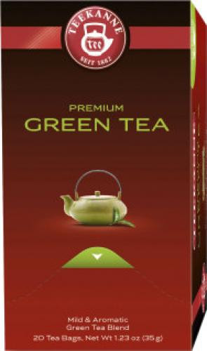 Teekanne Premium Green Tea Selection 20x1,75g
