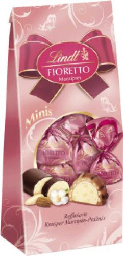 Lindt Fioretto Minis Marzipan, 115g