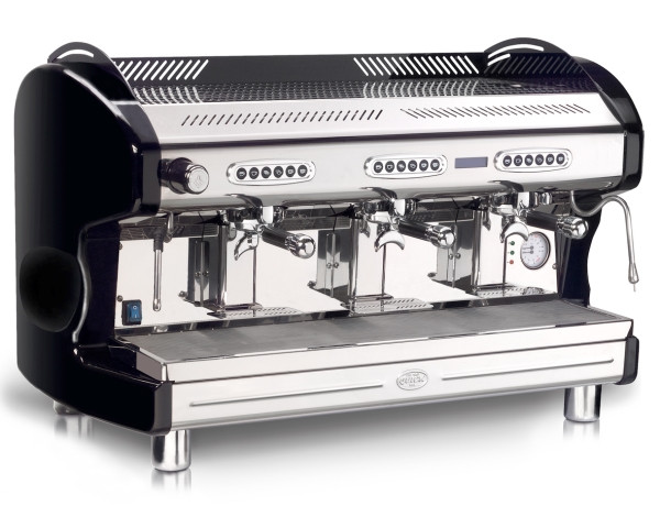 Quick Mill Espressomaschine QM-66SD 3-gruppig DE Display