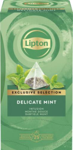 Lipton Tee Pfefferminze Exclusive Selection, 30 Beutel