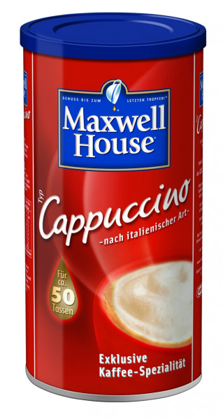 Maxwell Cappuccino 500g